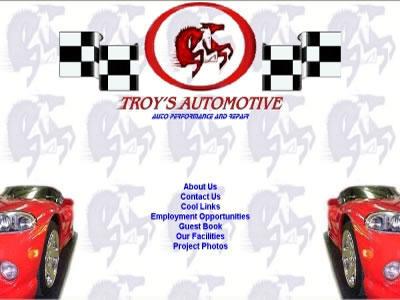 Troy's Automotive