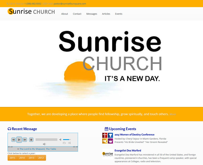 Sunrise Foursquare Church
